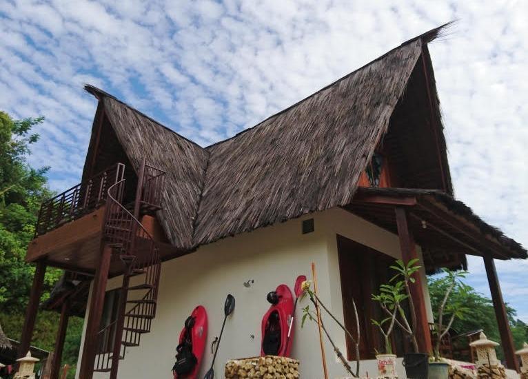 Eunike Surf Cottage Pangandaran - Kamar Cave