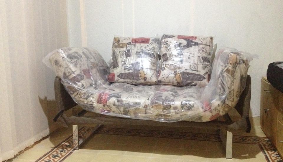 Eunike Surf Cottage Pangandaran - sofa bed