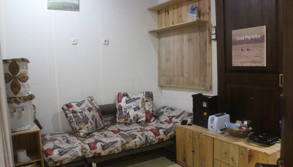 Eunike Surf Cottage Pangandaran - interior
