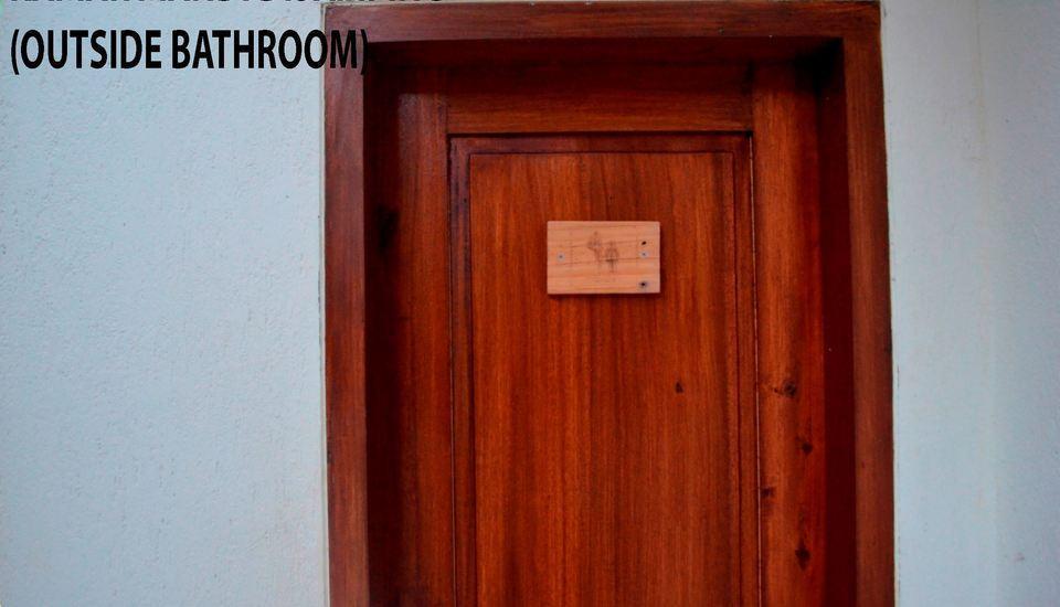 Eunike Surf Cottage Pangandaran - Bathroom