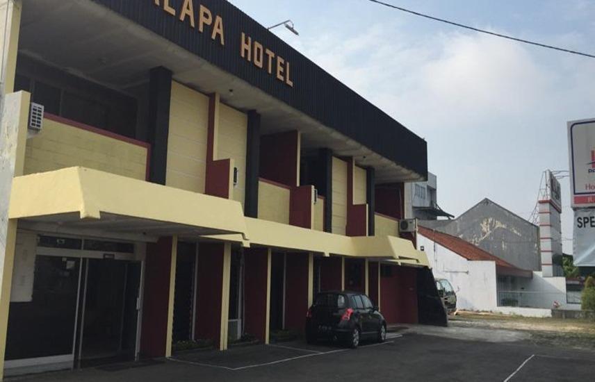 Palapa Hotel Purwokerto - Eksterior