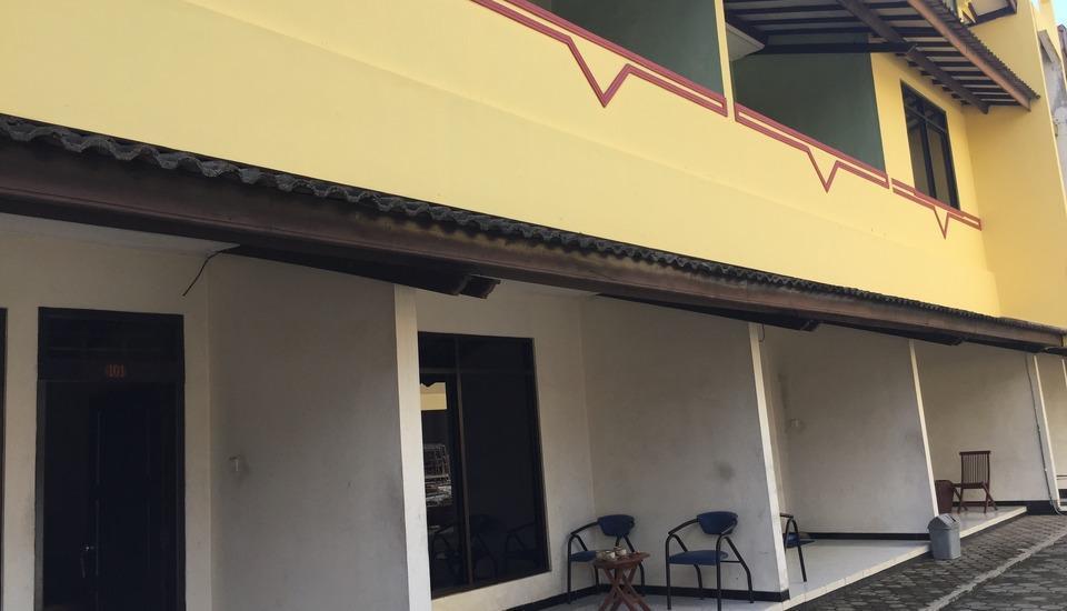 Palapa Hotel Purwokerto - Teras Deluxe Room