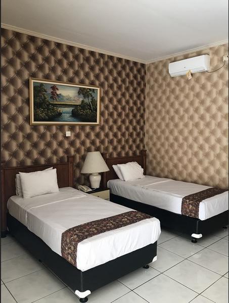 Palapa Hotel Purwokerto - Bedroom