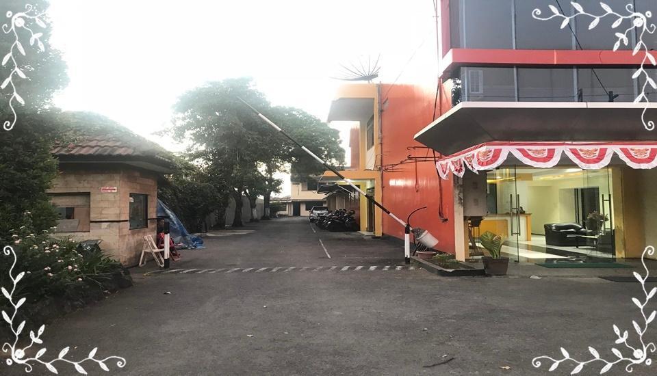 Palapa Hotel Purwokerto - Facade
