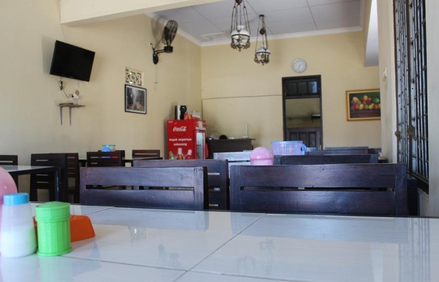 Hotel Sankita Syariah Ponorogo - Coffee shop