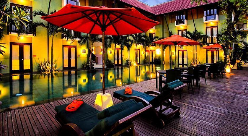 HARRIS Hotel Tuban - (Re-03/Dec/2013)
