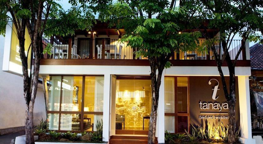 Tanaya Bed & Breakfast Bali - Tampilan Luar Hotel