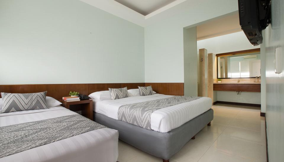 Tanaya Bed & Breakfast Bali - Superior triple