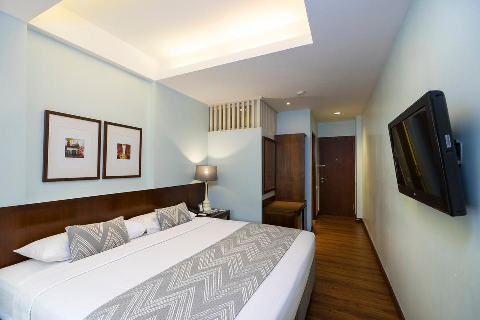 Tanaya Bed & Breakfast Bali - Kamar Deluks