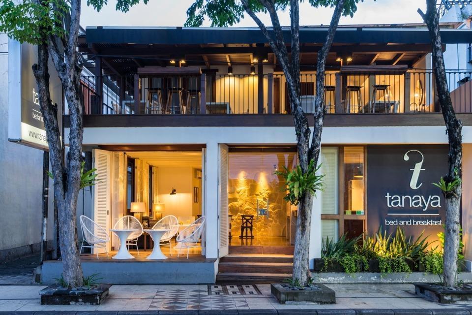 Tanaya Bed & Breakfast Bali - tanaya cover
