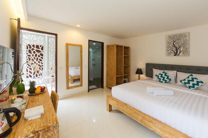 Odika Lovina House and Villa Bali - Breakfast Area