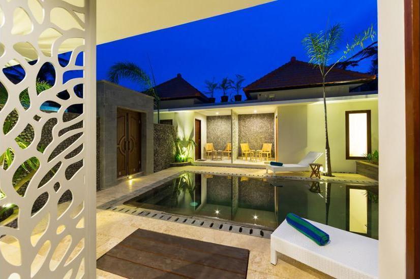 Odika Lovina House and Villa Bali - Terrace/Patio