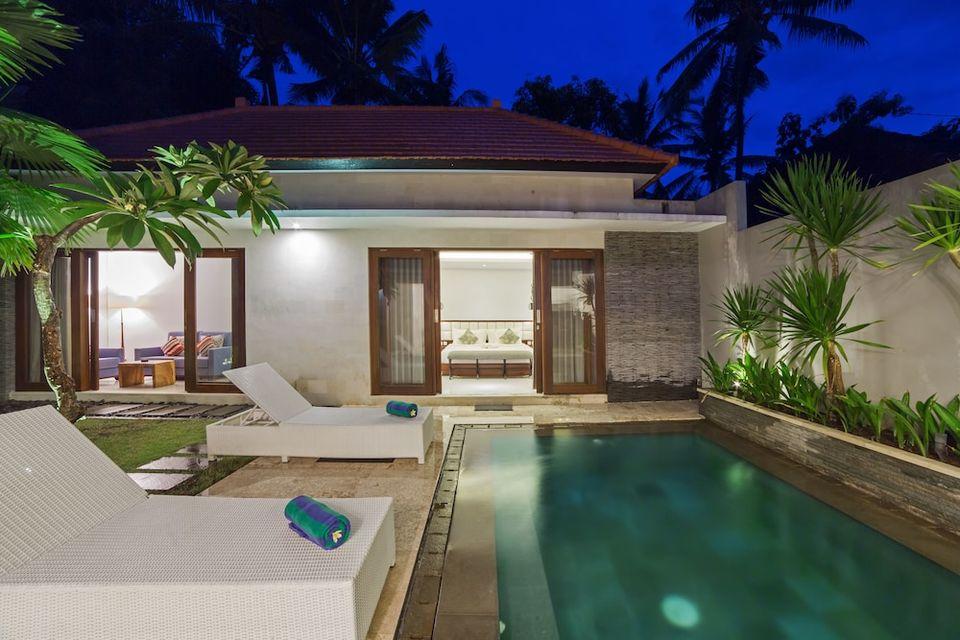 Odika Lovina House and Villa Bali - Balcony View