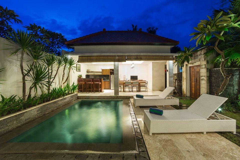 Odika Lovina House and Villa Bali - Garden View