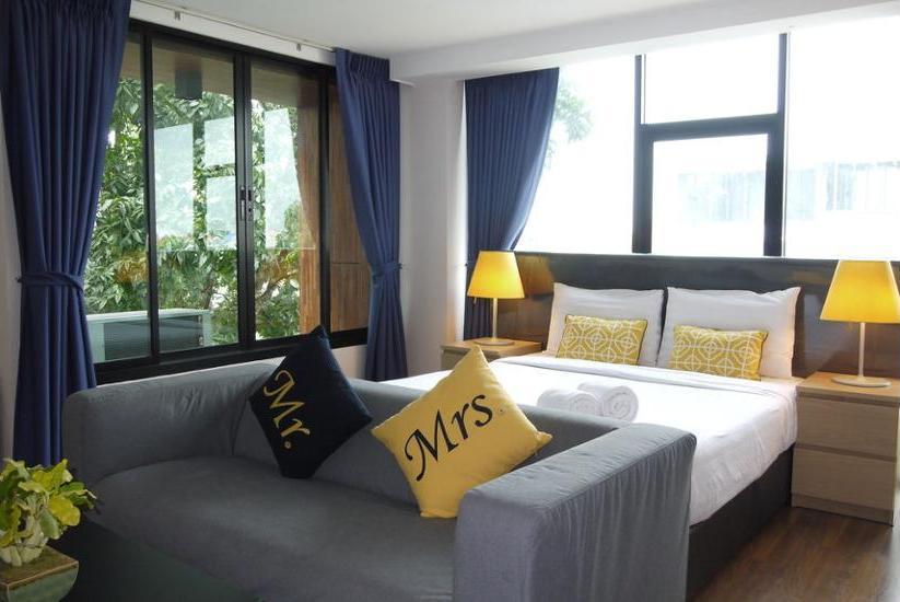 Alamat Fullrich Residence - Bangkok