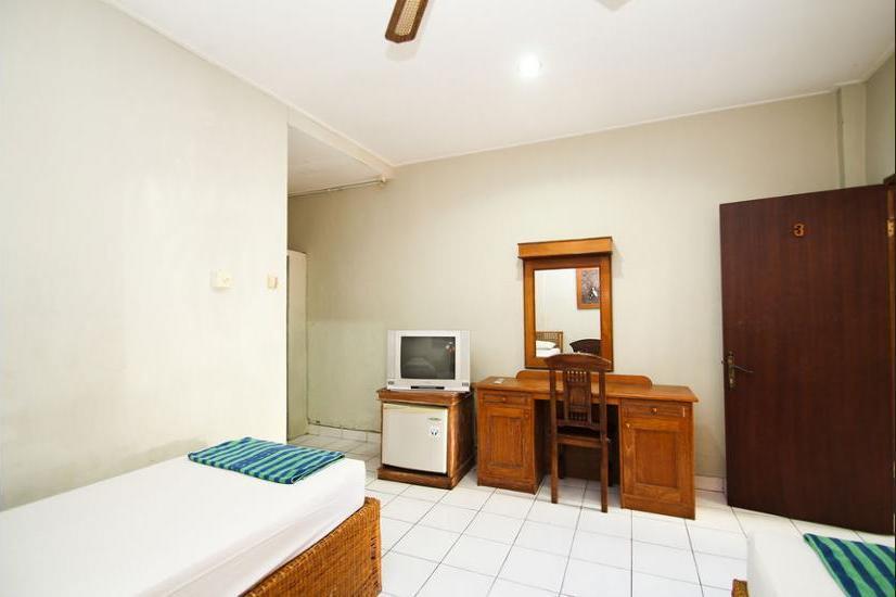 Su's Cottages II Bali - Kamar Standar (Fan) Hemat 50%