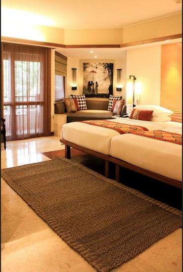 Grand Hyatt Bali - Guestroom