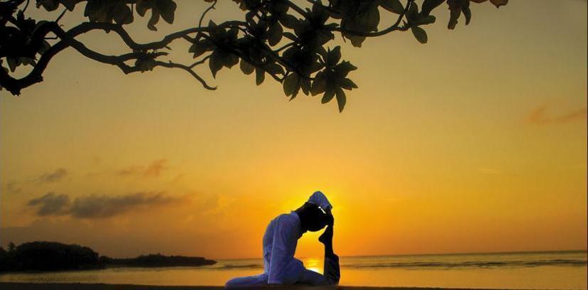 Grand Hyatt Bali - Yoga