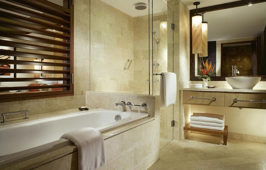 Grand Hyatt Bali - Kamar, 1 Tempat Tidur King, pemandangan samudra Regular Plan