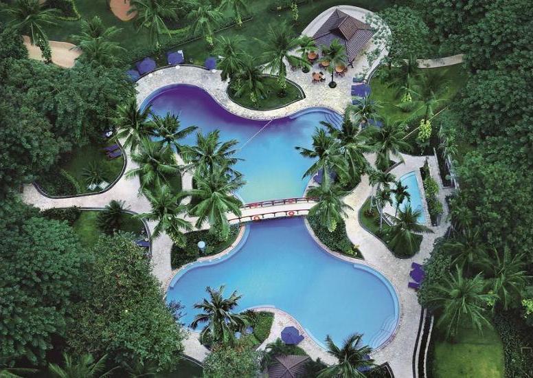 Shangri-La Hotel Jakarta - In-Room Amenity