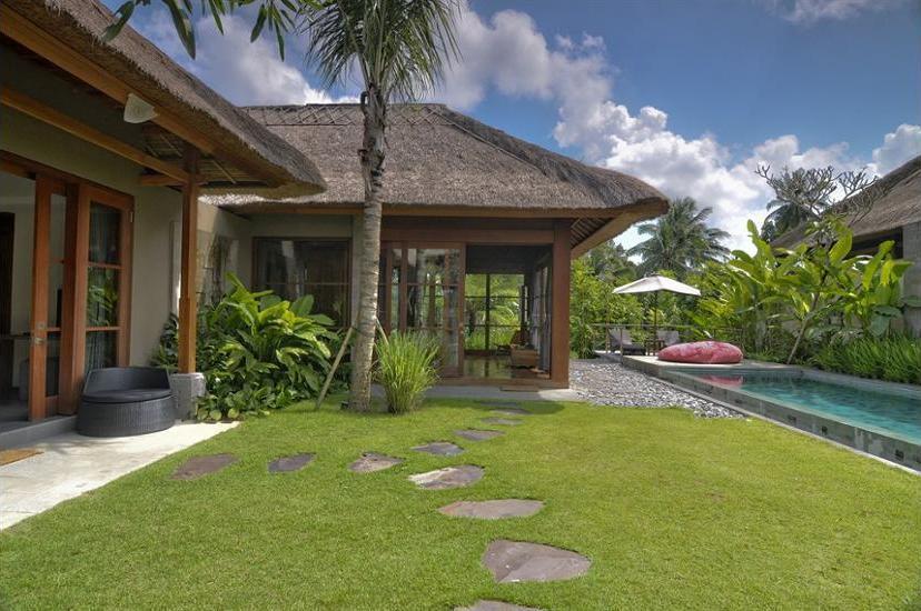 Luwak Ubud Villas Bali - Exterior detail