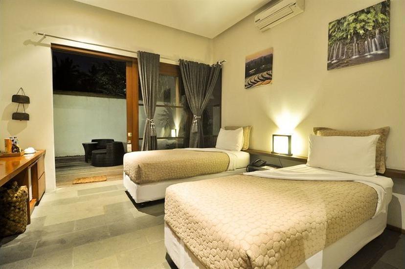 Luwak Ubud Villas Bali - Hotel Entrance