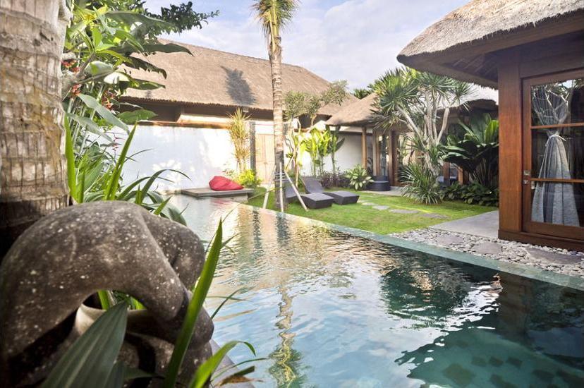 Luwak Ubud Villas Bali - Interior Detail