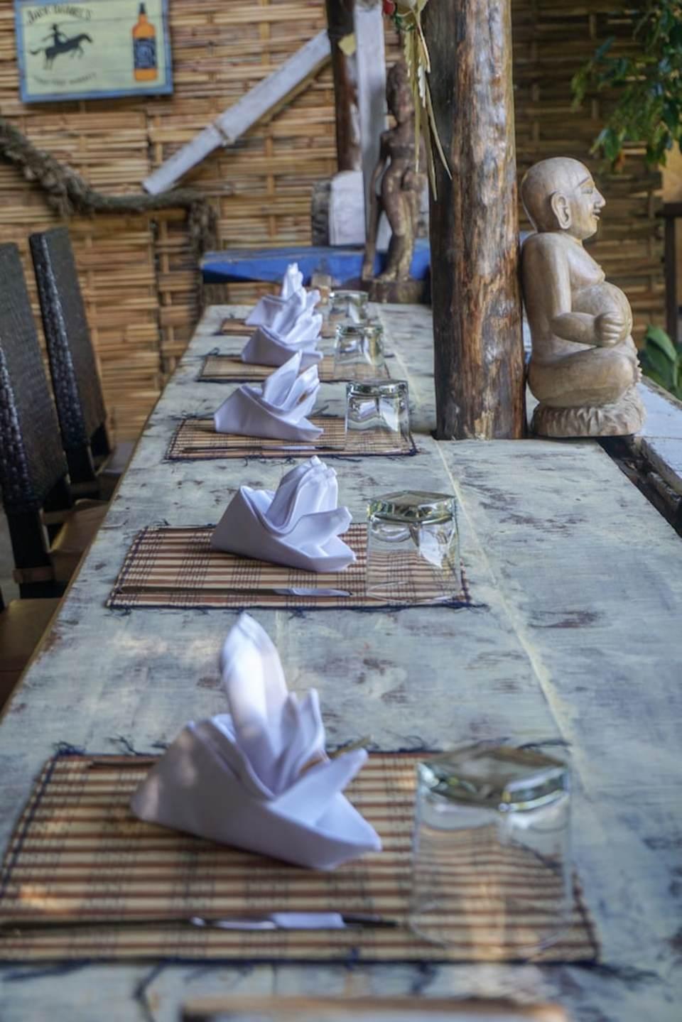 Swar Bali Lodge Bali - Dining
