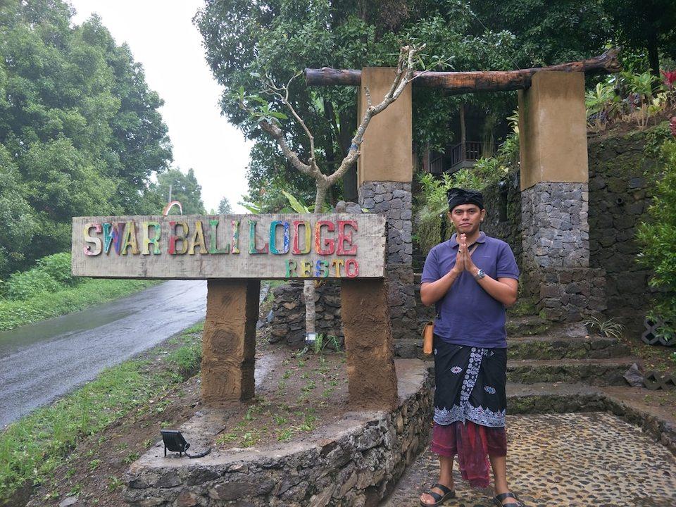 Swar Bali Lodge Bali - Restaurant