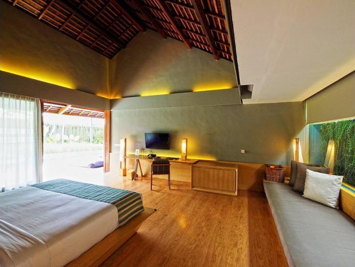 The Santai Bali - In-Room Kitchenette