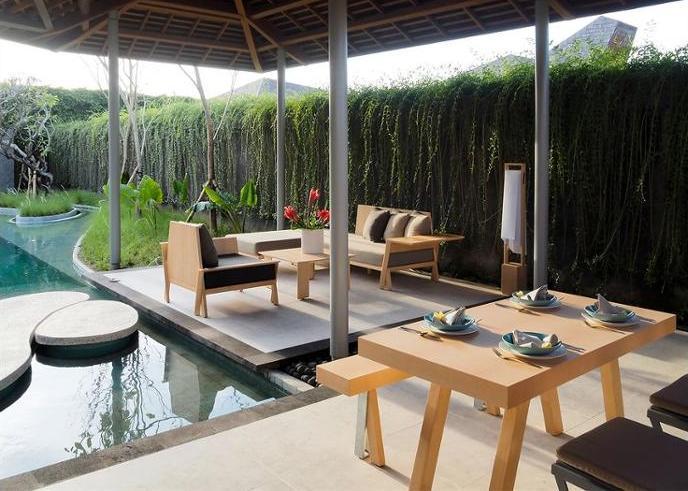 The Santai Bali - Exterior