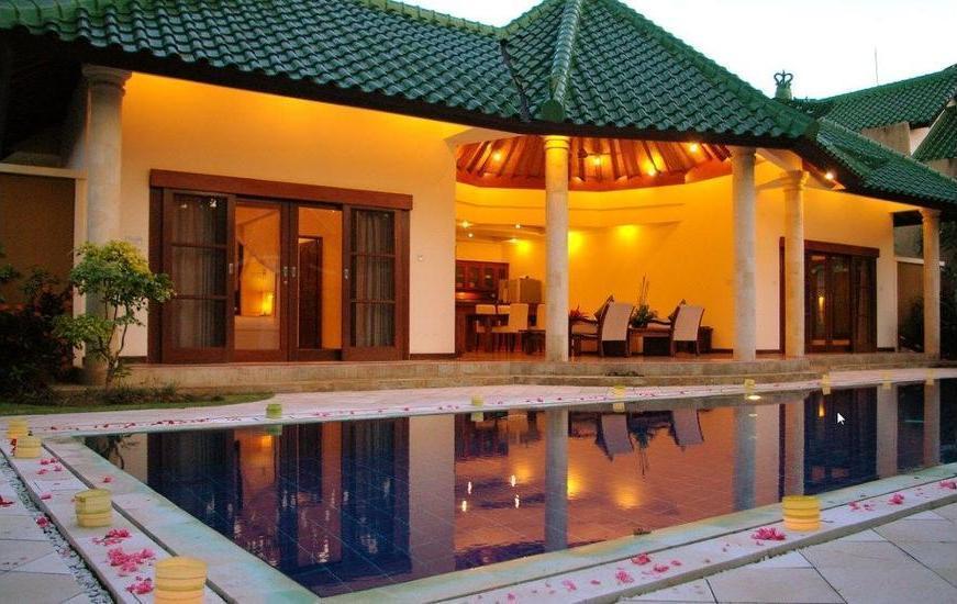 Bali Emerald Villas Bali - Vila, 2 kamar tidur, kolam renang pribadi Regular Plan