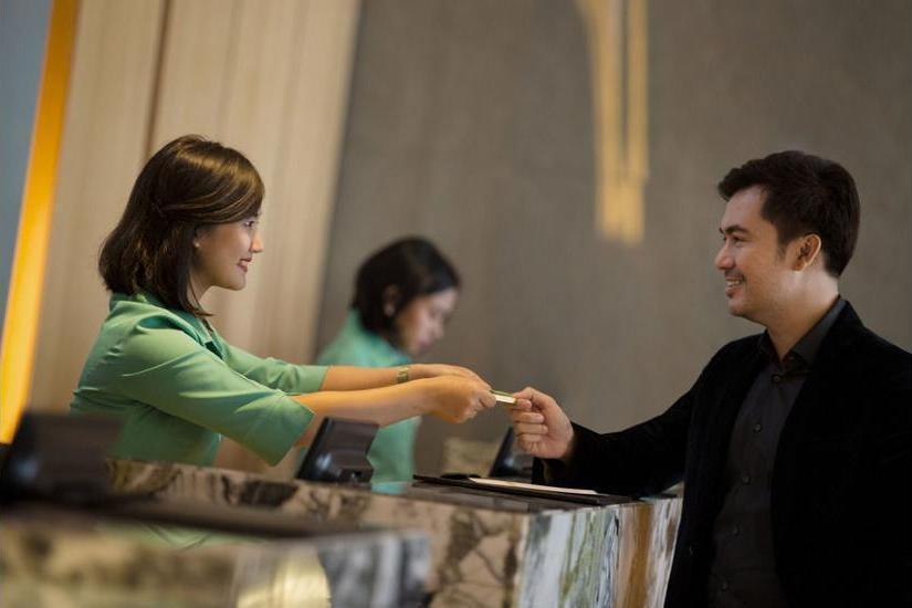 Holiday Inn Kemayoran Jakarta - Hotel Lounge
