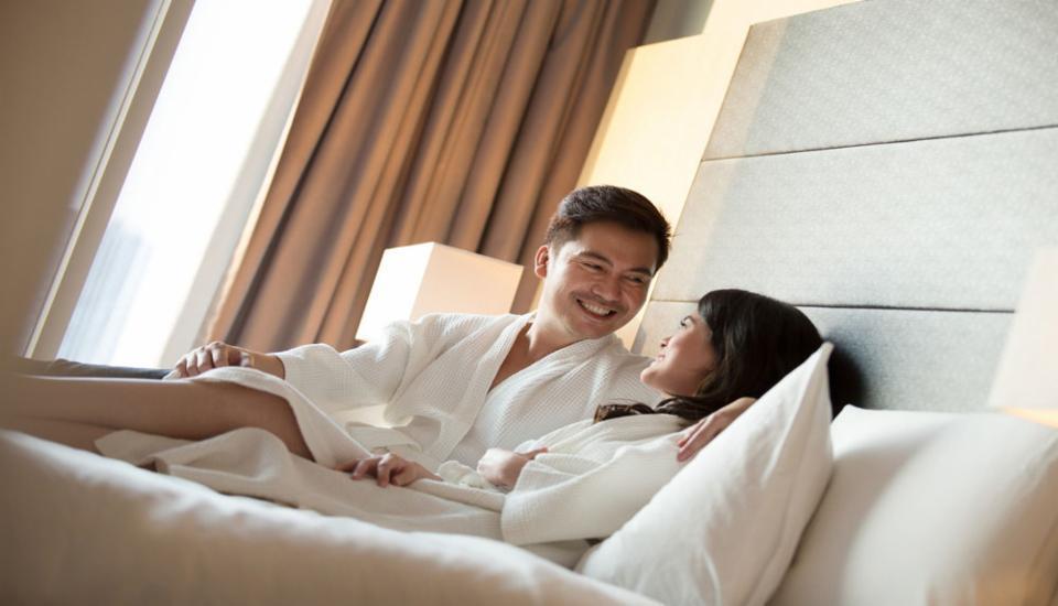 Holiday Inn Kemayoran Jakarta - Kamar Deluks, 1 tempat tidur king, non-smoking Regular Plan