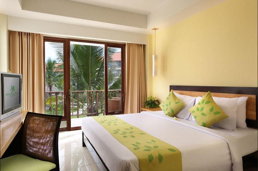 New Kuta Hotel Bali - Hotel Lounge
