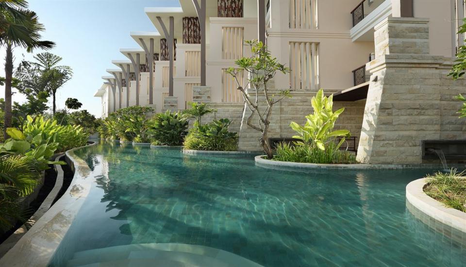 Sofitel Bali Nusa Dua Beach Resort Bali - Kamar Mewah, 1 Tempat Tidur King, akses ke kolam renang (Club Millésime Access) Regular Plan