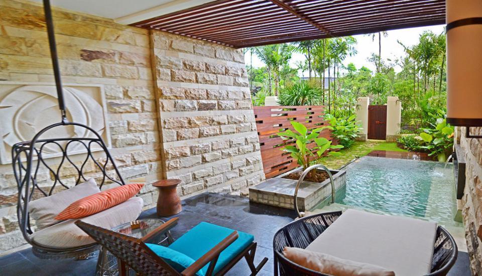 Sofitel Bali Nusa Dua Beach Resort Bali - Kamar Mewah, 1 Tempat Tidur King (Plunge Pool) Regular Plan