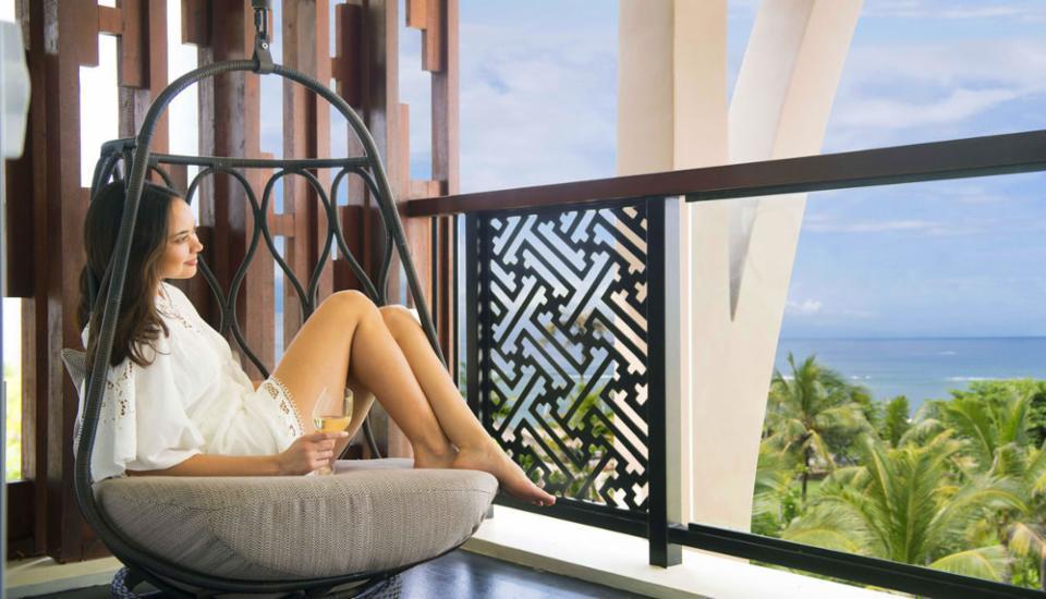 Sofitel Bali Nusa Dua Beach Resort Bali - Kamar Mewah, 1 tempat tidur king, pemandangan samudra Regular Plan