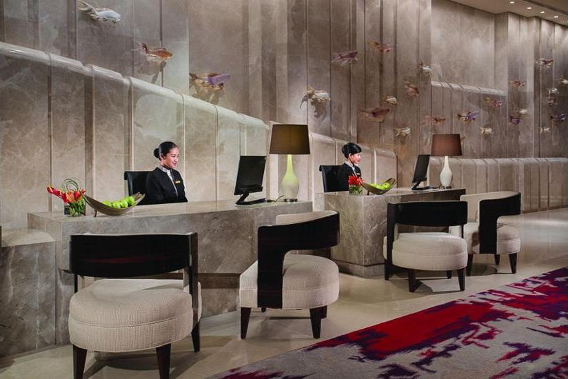 Ascott Kuningan Jakarta - Reception