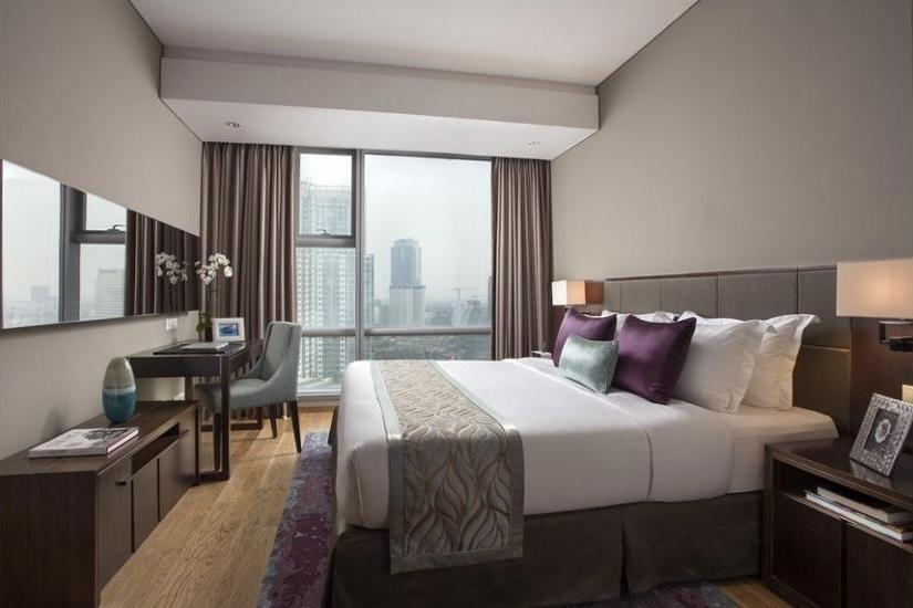Ascott Kuningan Jakarta - Guestroom