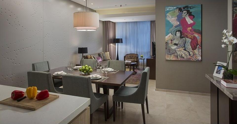 Ascott Kuningan Jakarta - In-Room Dining