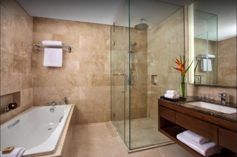 Ascott Kuningan Jakarta - Bathroom