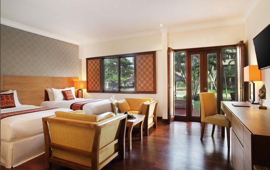 Grand Aston Bali Beach Resort - Aerial View