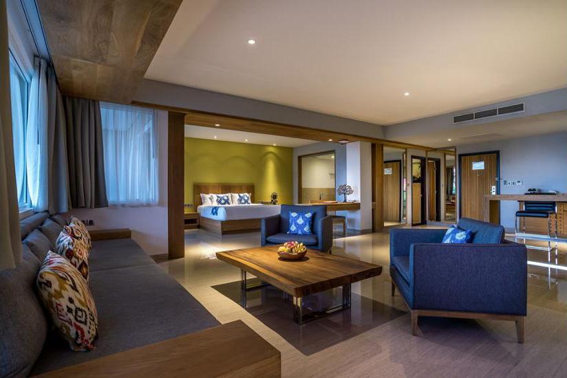 Grand Aston Bali Beach Resort - Buffet