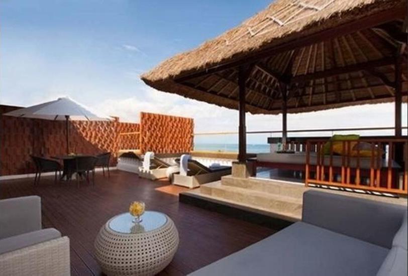 Grand Aston Bali Beach Resort - Terrace/Patio