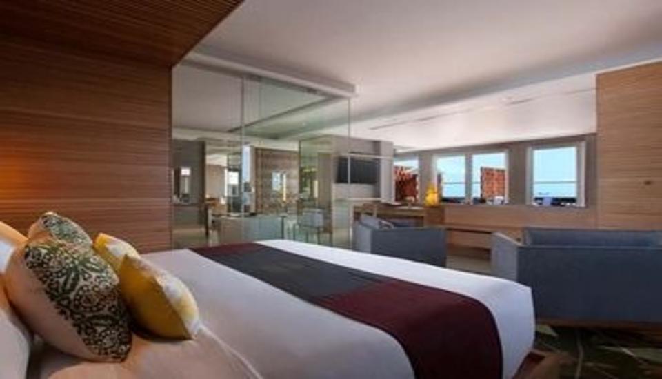 Grand Aston Bali Beach Resort - Roof Ocean Front Suite Hemat 10%