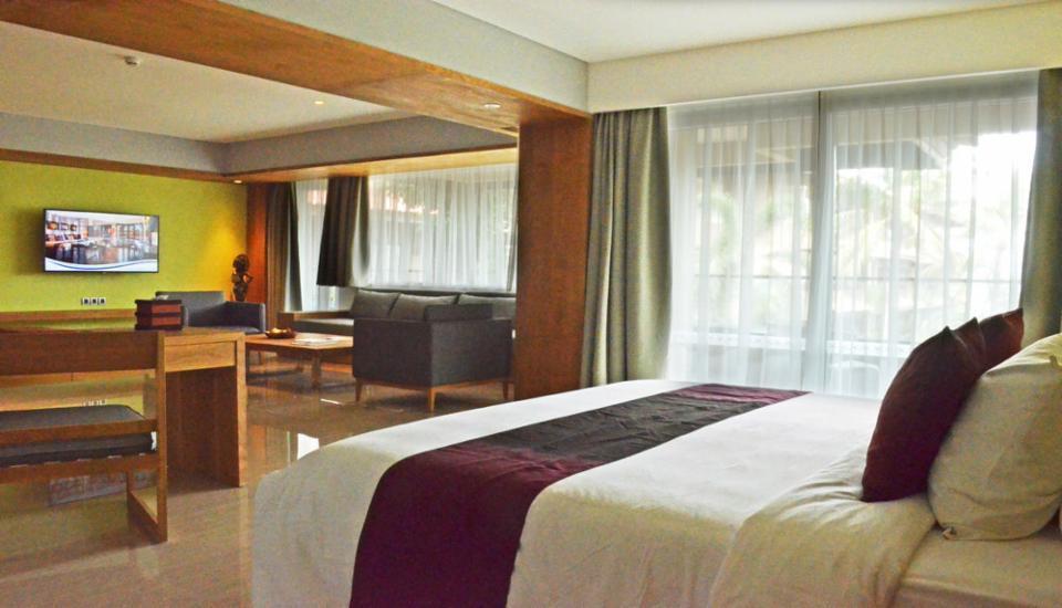 Grand Aston Bali Beach Resort - Ocean View Suite Regular Plan