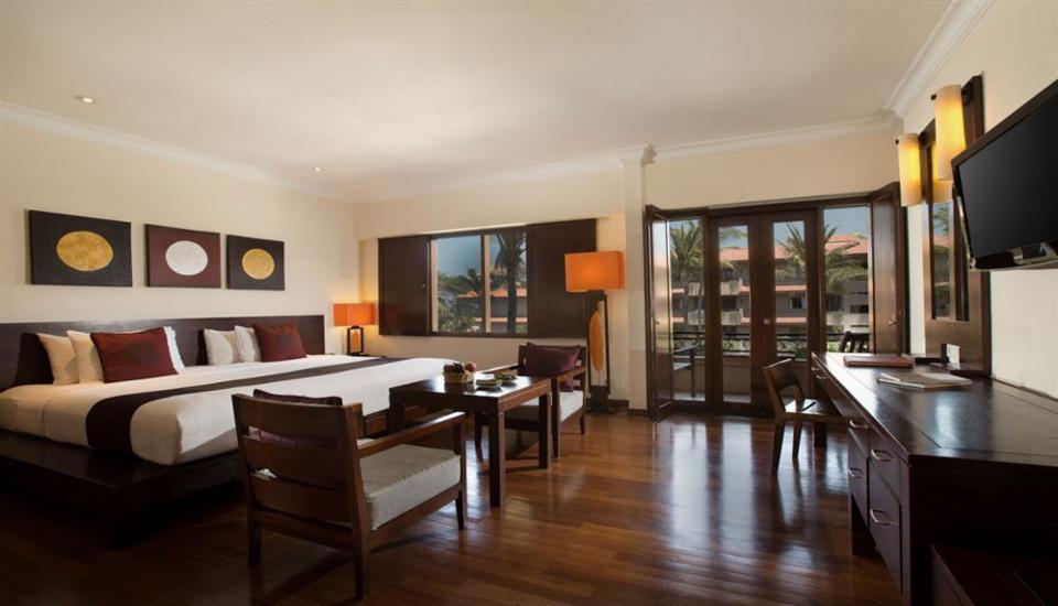 Grand Aston Bali Beach Resort - Deluxe Ocean Room Hemat 15%