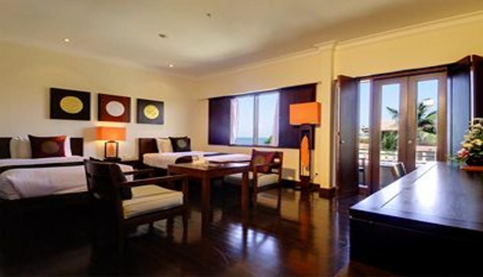 Grand Aston Bali Beach Resort - Deluxe Ocean Room Hemat 20%