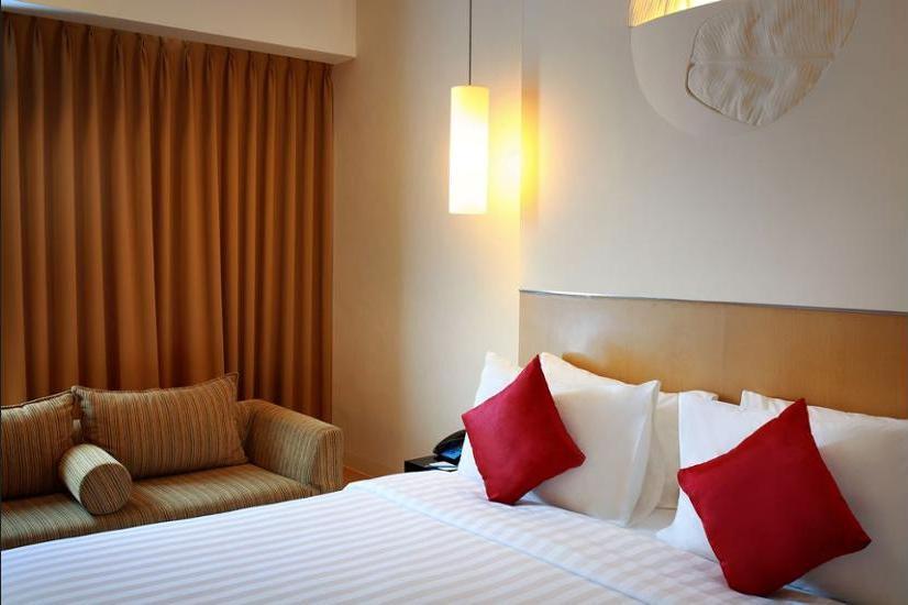 Novotel Bandung - Kamar Eksekutif, 1 Tempat Tidur King Regular Plan